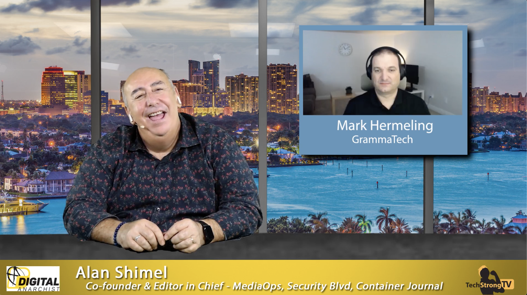 Alan Shimel Interviews GrammaTech on TechStrong TV