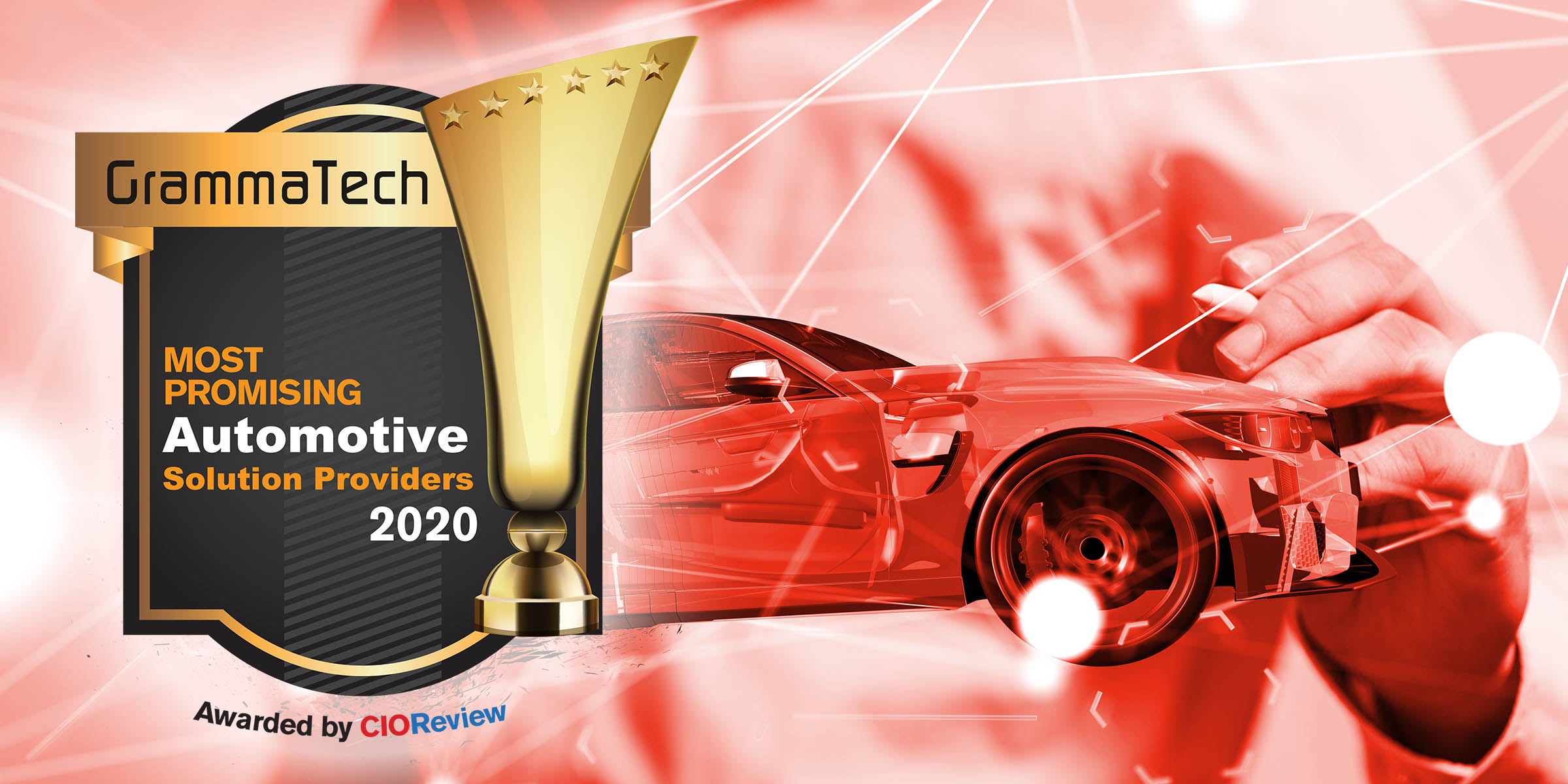 GrammaTech Named Top 20 Most Promising Automotive Solution Provider