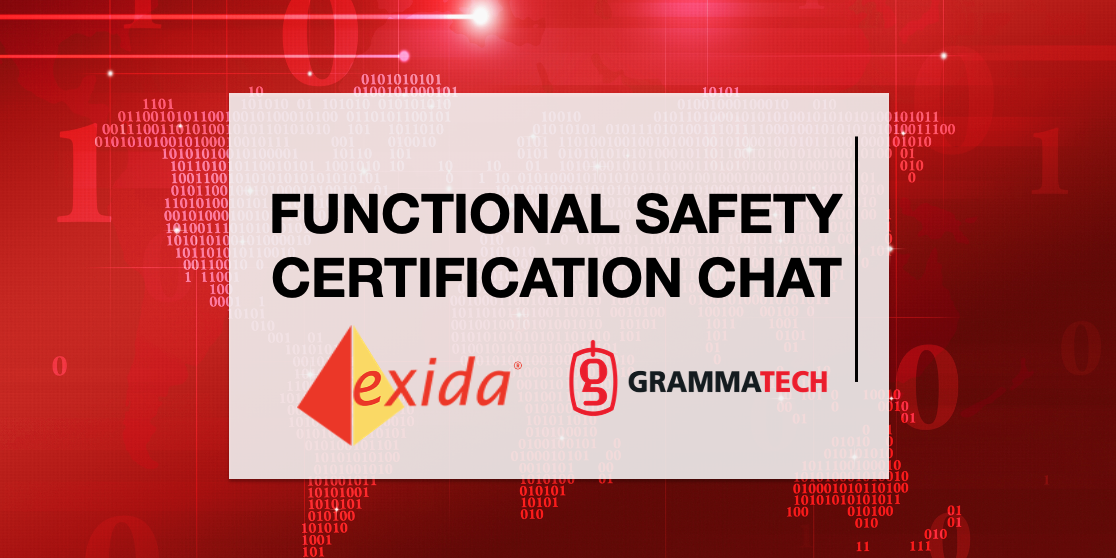 [Video] Functional Safety Certification with Exida and GrammaTech