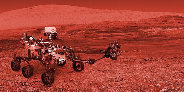 GrammaTech Congratulates Long Time Customer, Jet Propulsion Laboratory, on their Successful Landing of Perseverance Rover